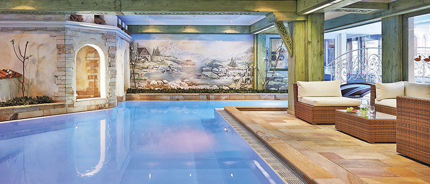 Jagdhof Spa Hotel, Neustift, Austria - spa area.jpg